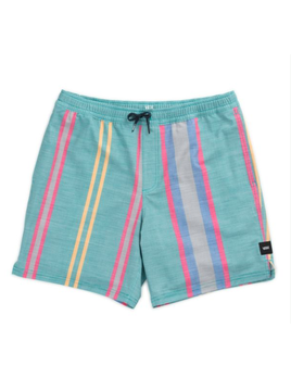 "Vans Vans Men's Vert Stripe 17"" Volley Short"