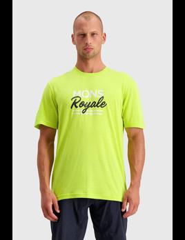 MONS ROYALE Mons Royale Men's Tarn Freeride T-Flux
