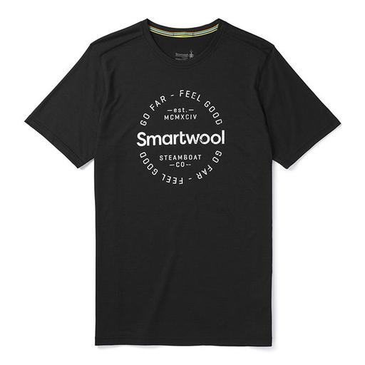 SMARTWOOL Smartwool Men's Merino Sport 150 Go Far Feel Good Tee