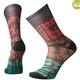 SMARTWOOL Smartwool Men's Curated Jaguar Print Crew Socks