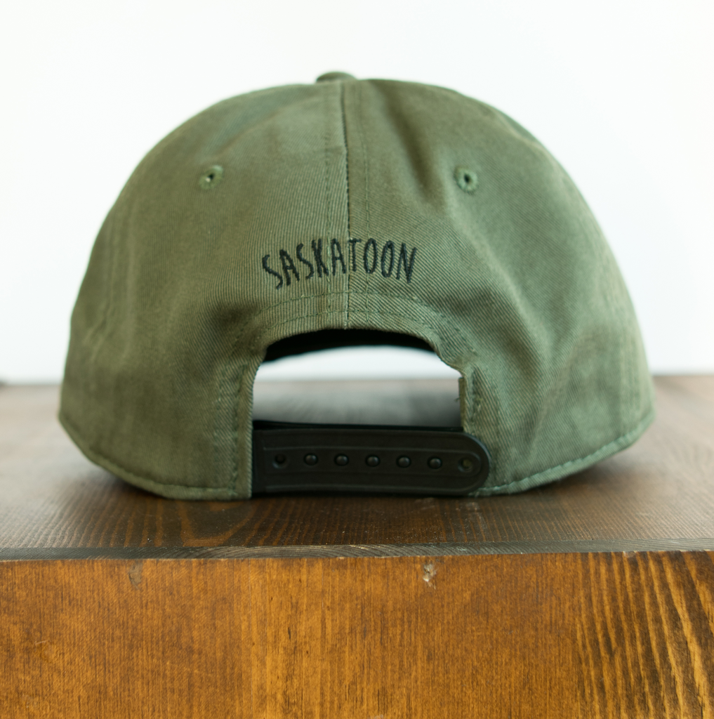 OUTTABOUNDS Outtabounds Line Logo Dad Hat