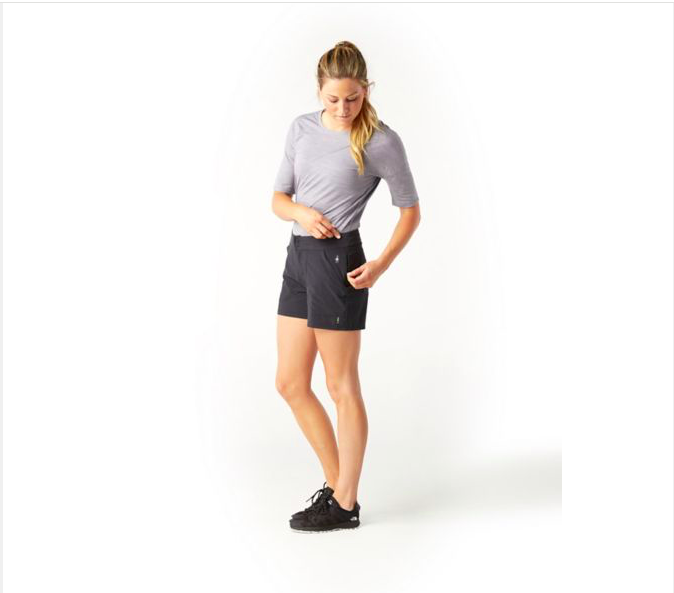 "SMARTWOOL Smartwool Women's Merino Sport 5"" Shorts"