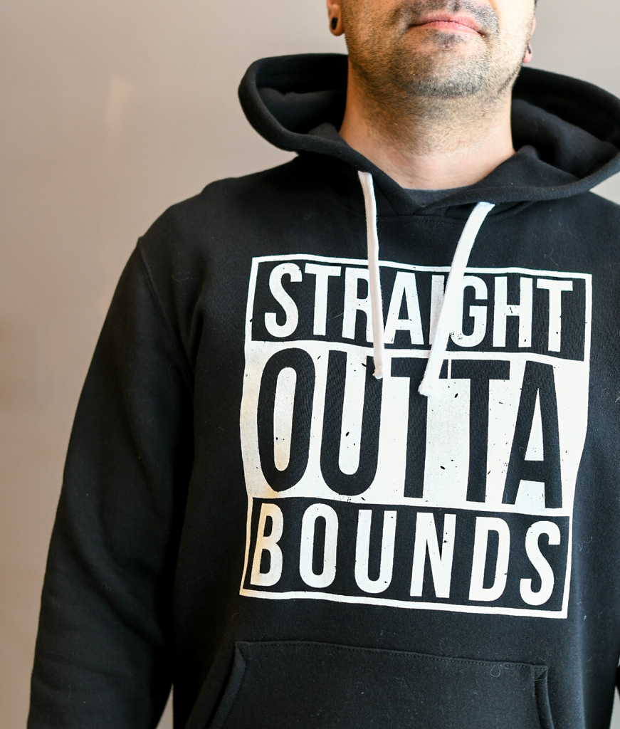 Outtabounds Outtabounds Straight Outta Bounds Hoodie
