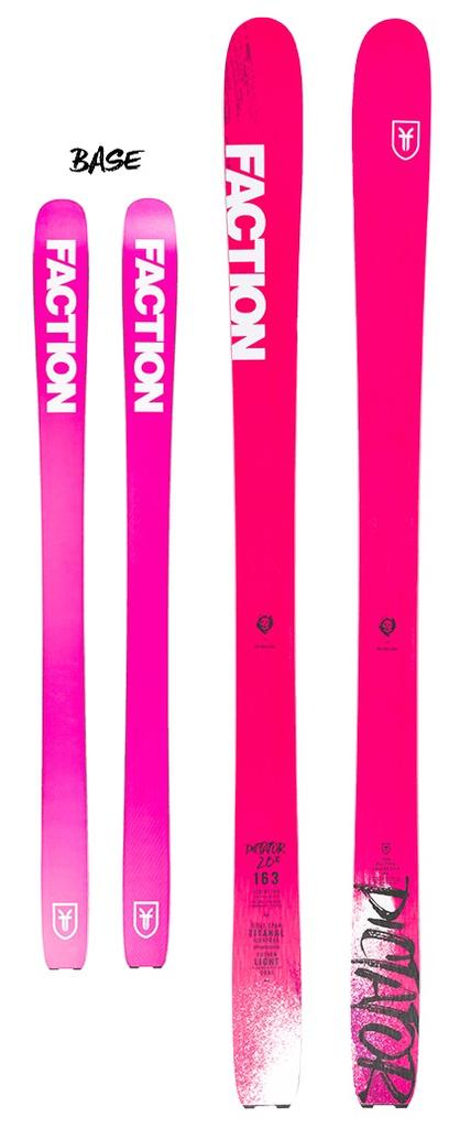 Faction Faction Women's Dictator 2.0X Ski (2019)