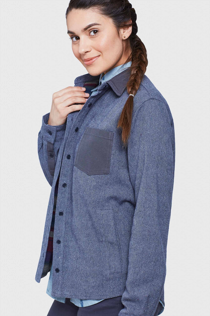 United By Blue United By Blue Women's Mountain Top Shirt Jacket