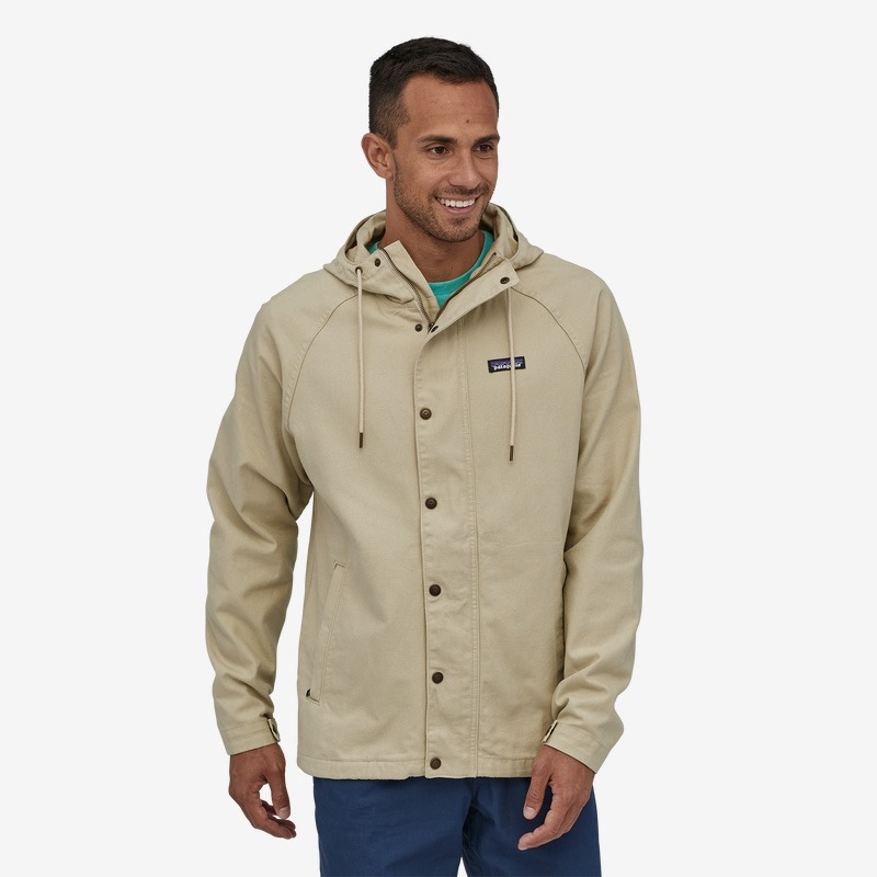 Patagonia Patagonia Men's Organic Cotton Canvas Jacket