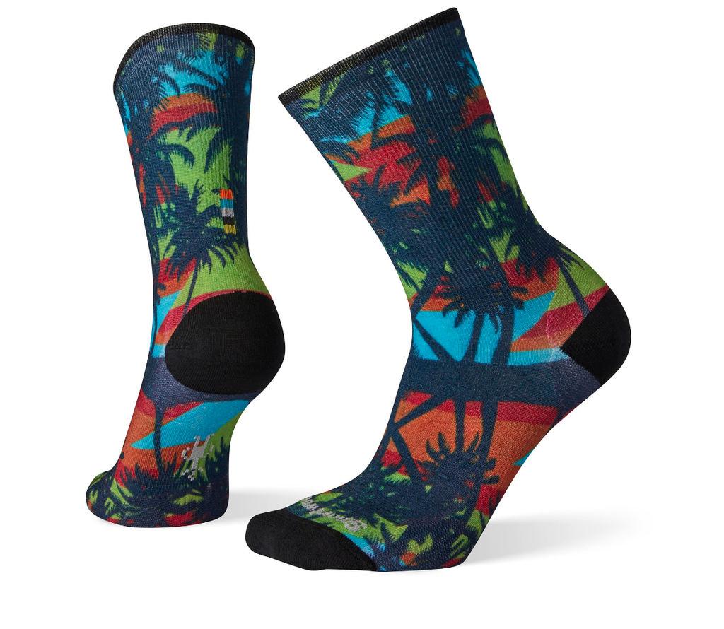 SMARTWOOL Smartwool W's Curated Ahi's Aloha Crew Socks
