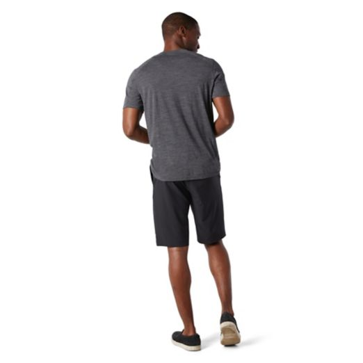"SMARTWOOL Smartwool M's Merino Sport Lined 10"" Shorts"
