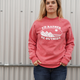 OUTTABOUNDS Outtabounds I'd Rather Be Outside Raglan Crewneck Sweatshirt