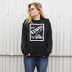 OUTTABOUNDS Outtabounds Worth The Hike Raglan Crewneck Sweatshirt