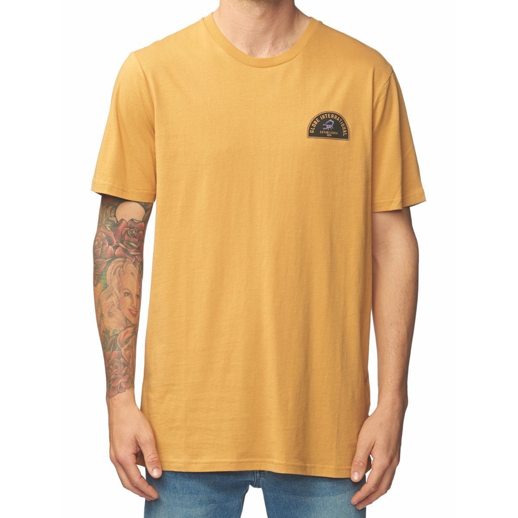 Globe Globe Men's Crafted Tee