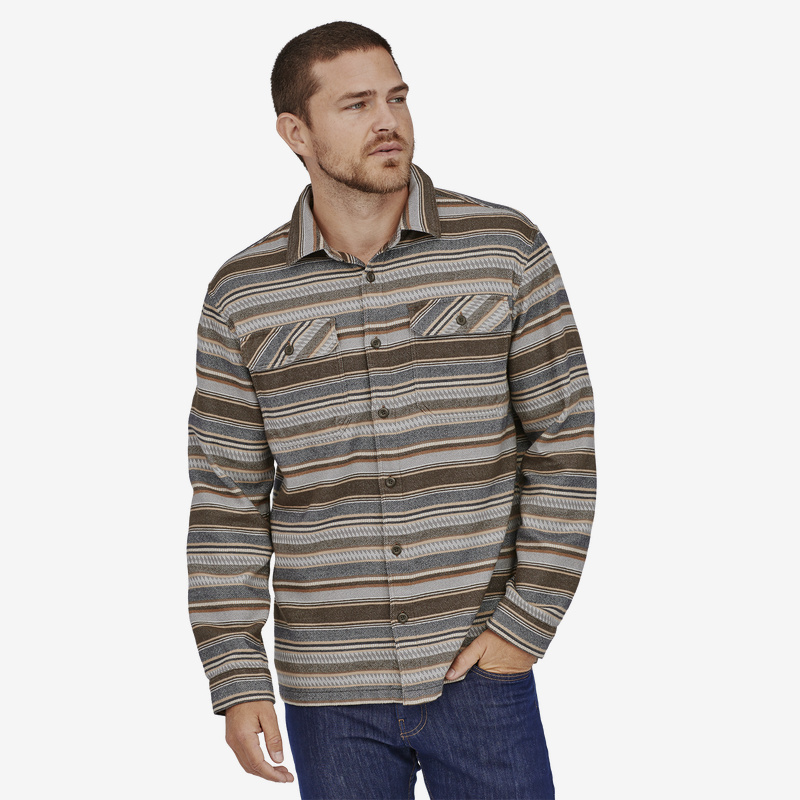 Patagonia Patagonia Men's L/S Fjord Flannel Shirt