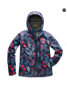 The North Face The North Face W's Print Venture Jacket