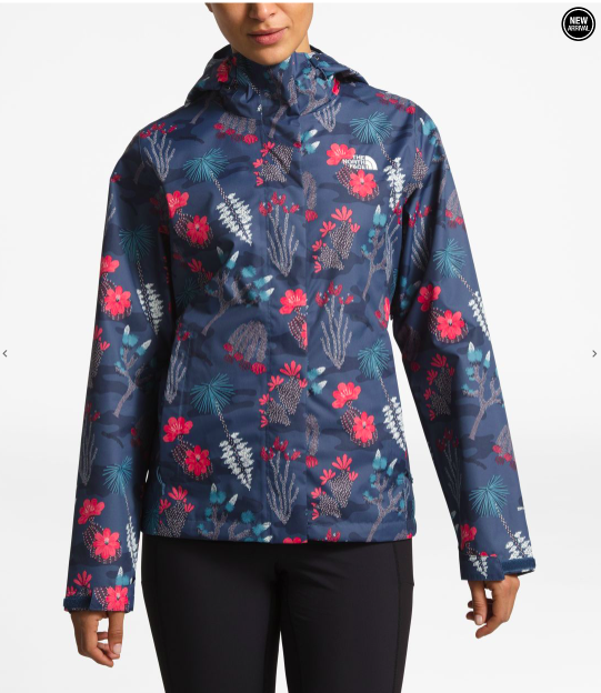 The North Face The North Face Women's Print Venture Jacket