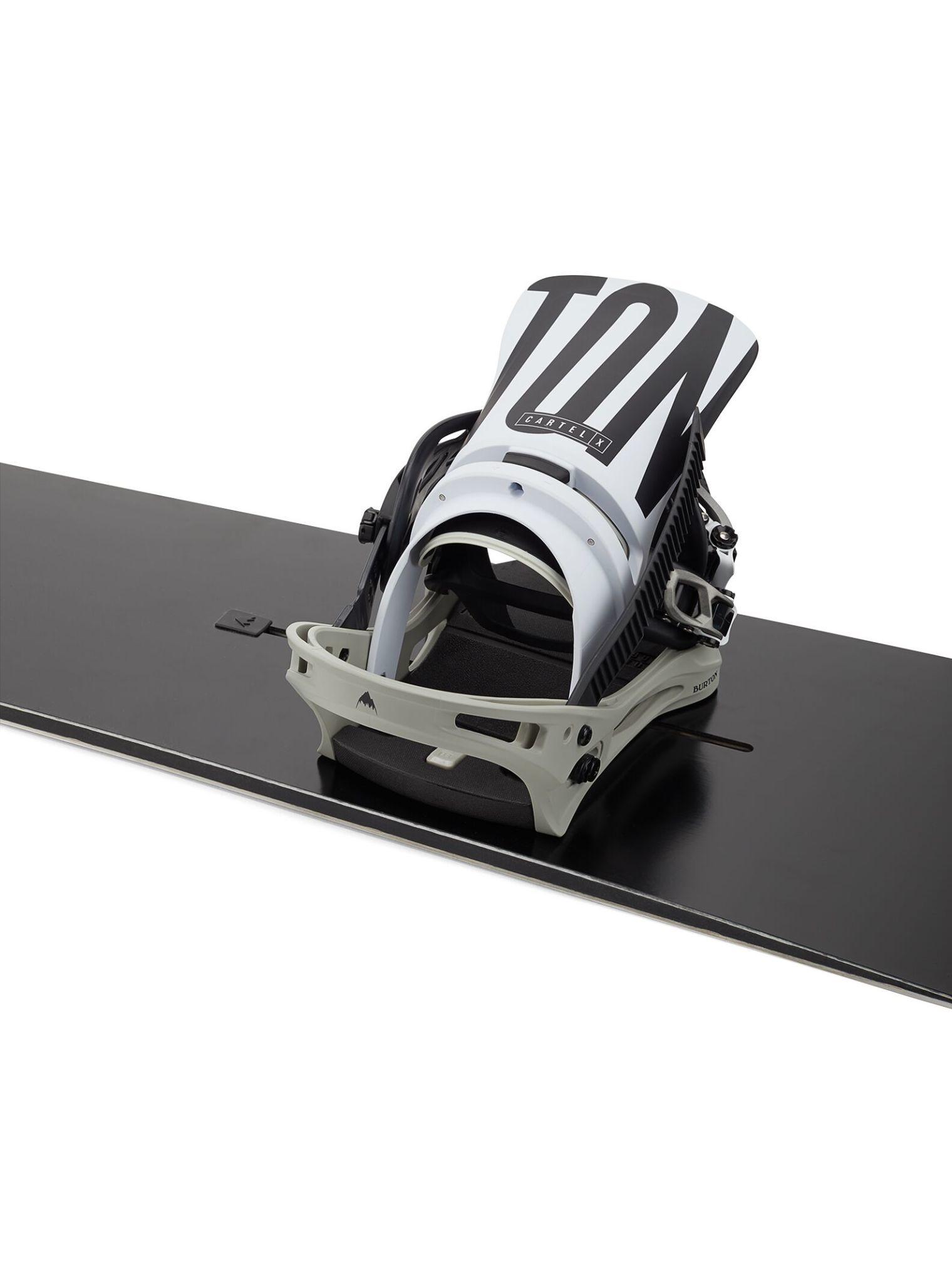 Burton Burton Men's Cartel X Snowboard Binding (2021)