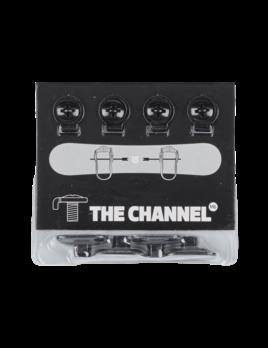 Burton Burton EST Channel Replacement Hardware Set