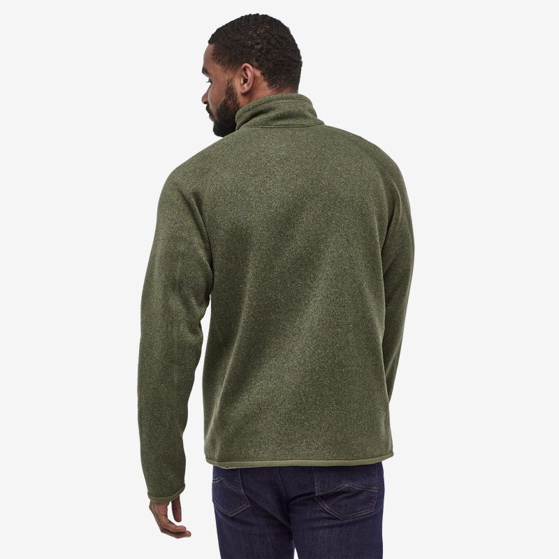 Patagonia Patagonia Men's Better Sweater 1/4 Zip Fleece