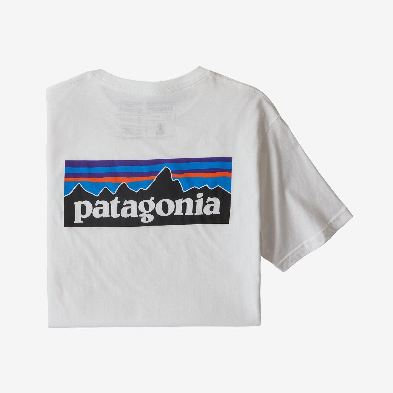 Patagonia Patagonia Men's P-6 Logo Organic Tee