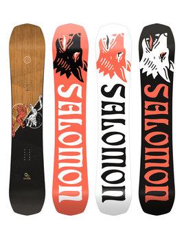 SALOMON Salomon Men's Assassin Snowboard (2021)
