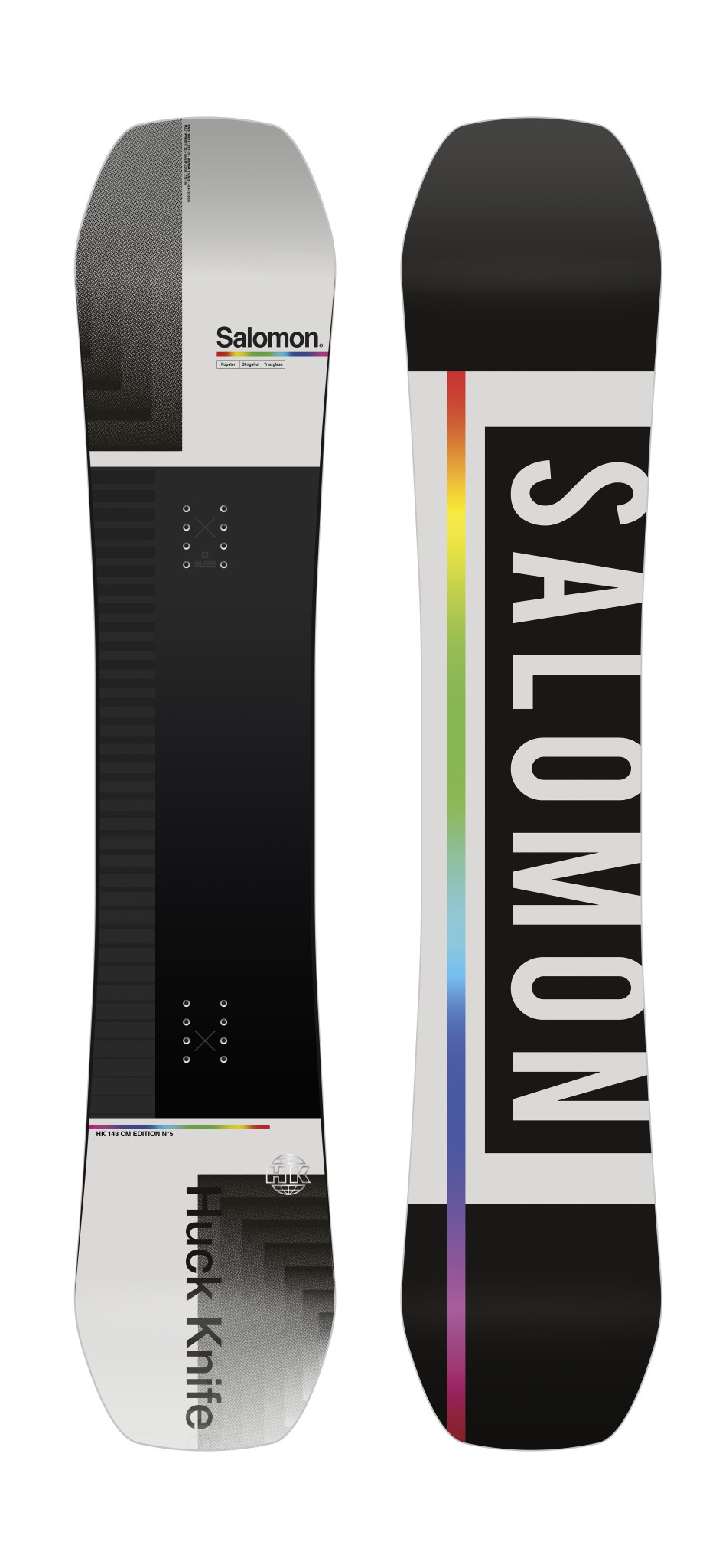 SALOMON Salomon Men's Huck Knife Snowboard (2021)