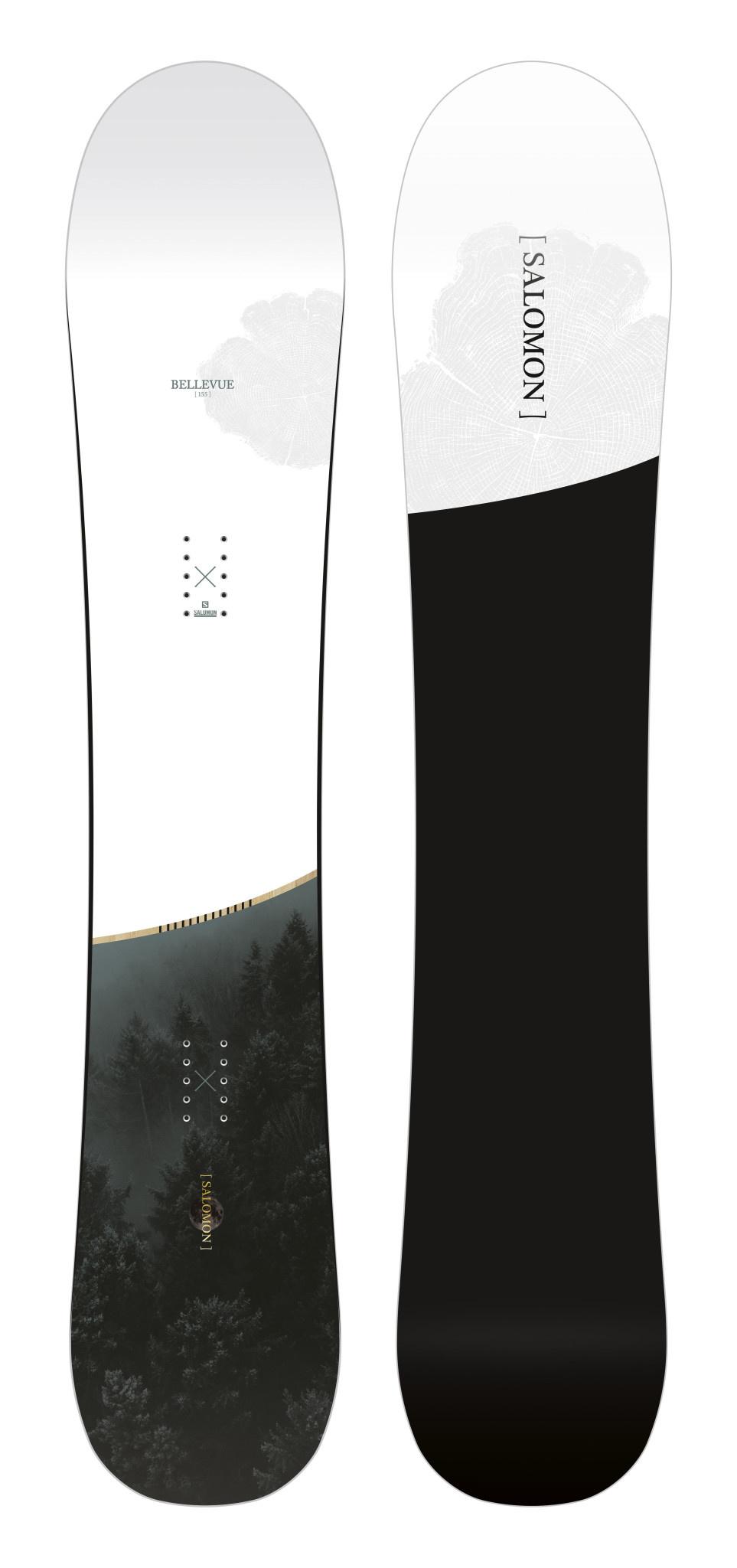 SALOMON Salomon Women's Bellevue Snowboard (2021)