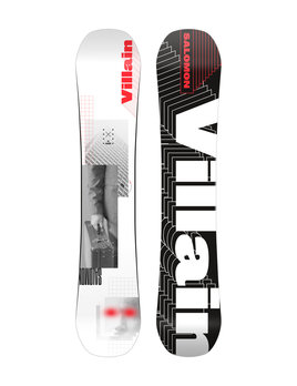 SALOMON Salomon Youth The Villain Grom Snowboard (2021)