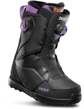 ThirtyTwo ThirtyTwo Women's Lashed Double Boa Snowboard Boot (2020)
