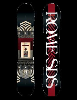 ROME Rome Men's Agent Snowboard (2020)