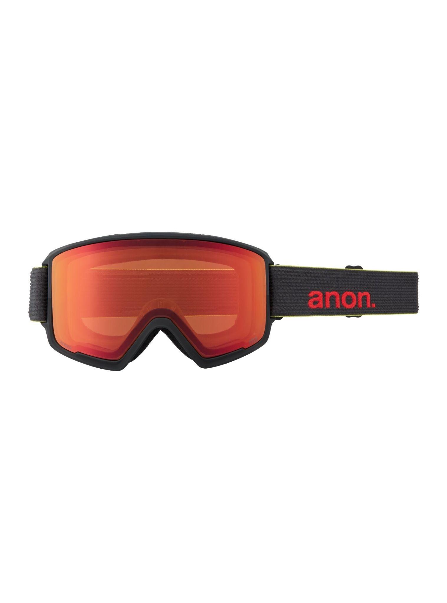 Anon. Anon Men's M3 Goggle + Bonus Lens