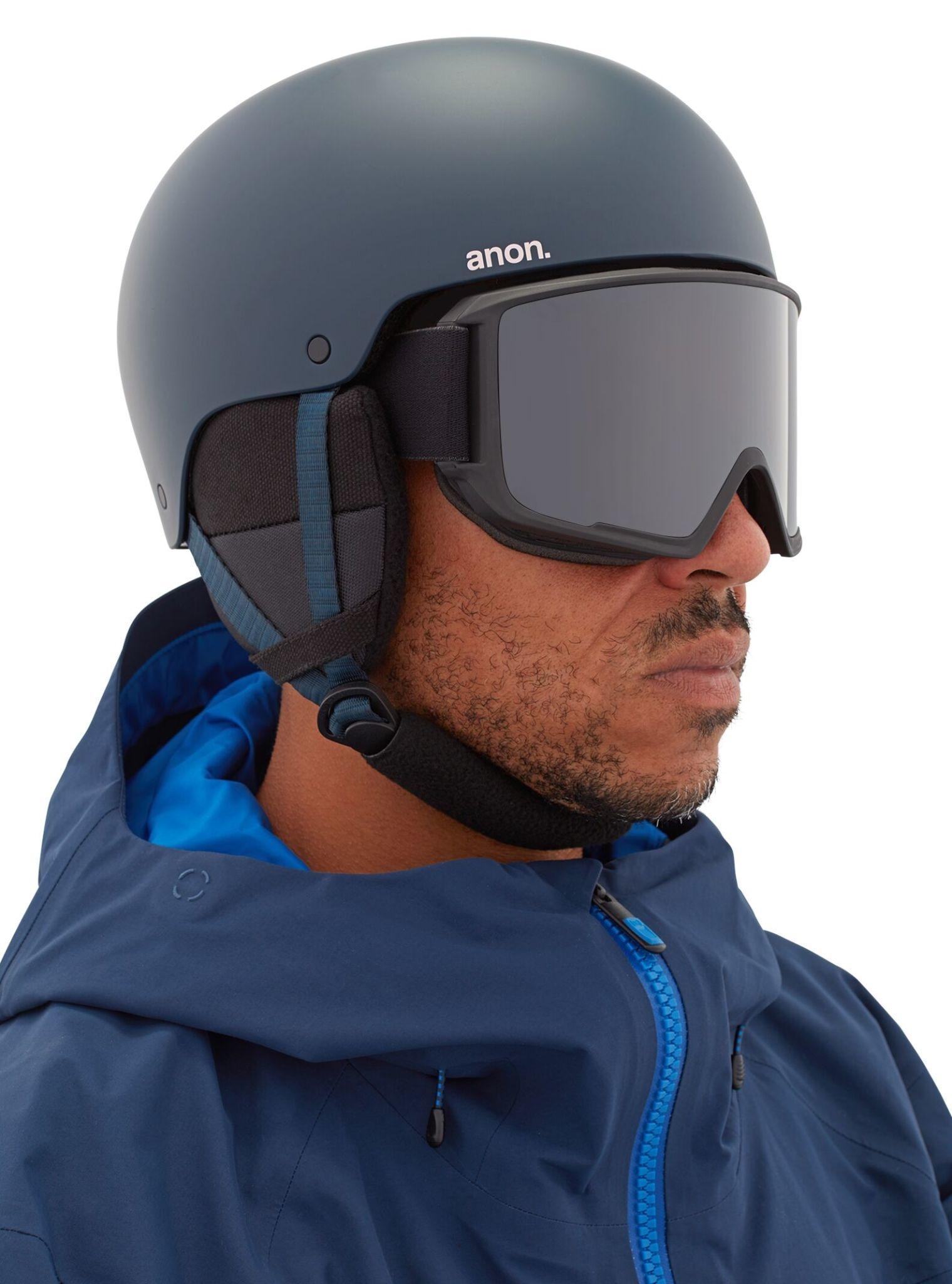 Anon. Anon Men's Raider 3 Snow Helmet