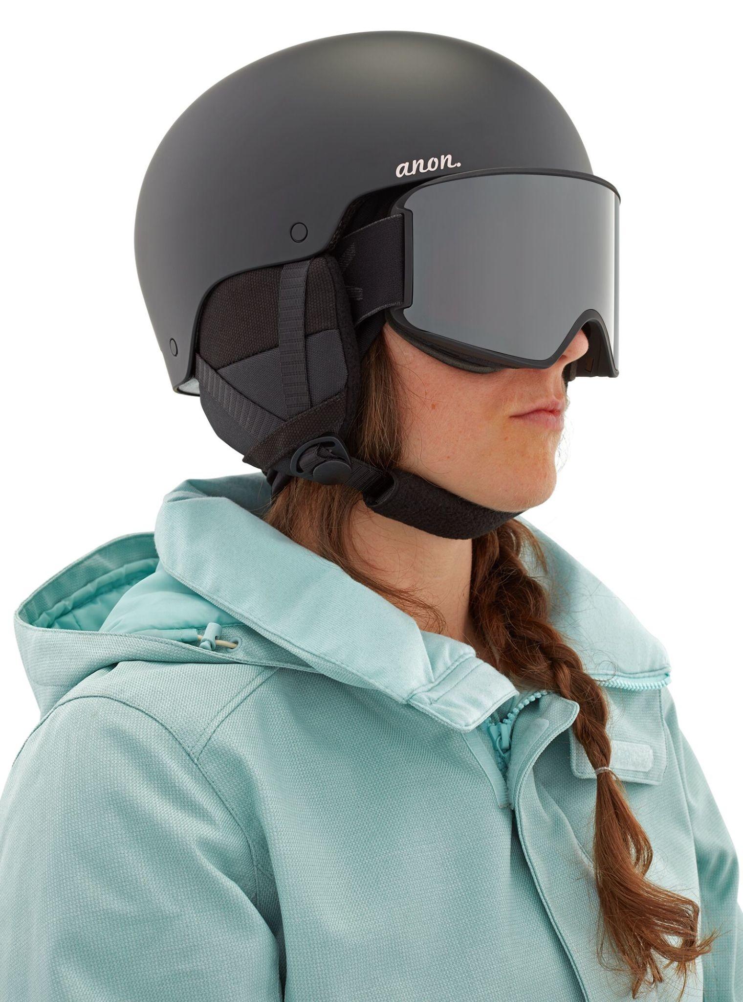 Anon. Anon Women's Greta 3 Snow Helmet