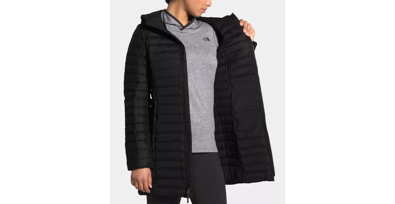 The North Face The North Face W's Stretch Down Parka