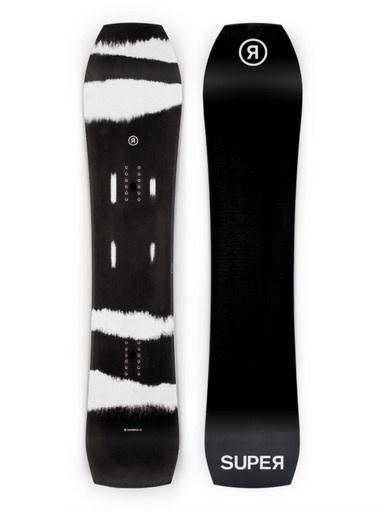 Ride Ride Men's SUPERPIG Snowboard (2020)