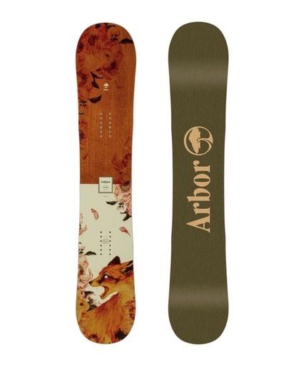 Arbor Arbor Women's Cadence Camber Snowboard (2020)