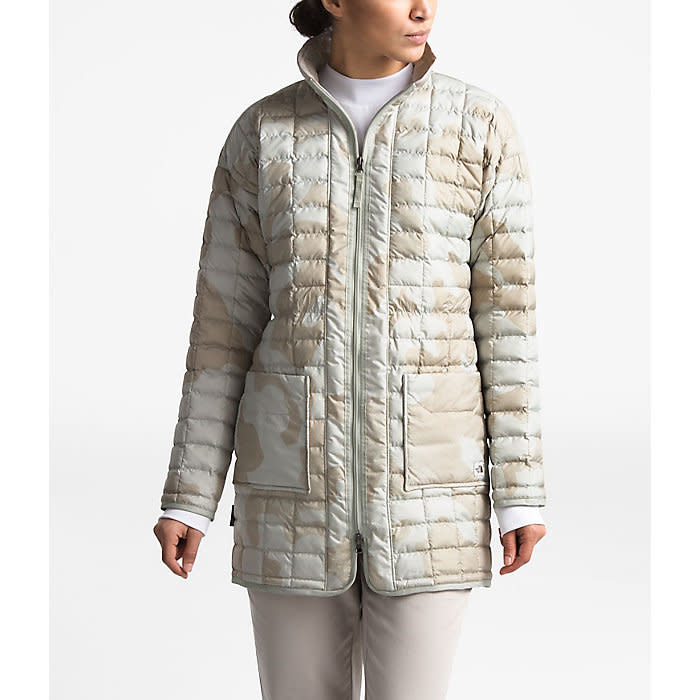 The North Face The North Face Women's Thermoball Eco Long Jacket