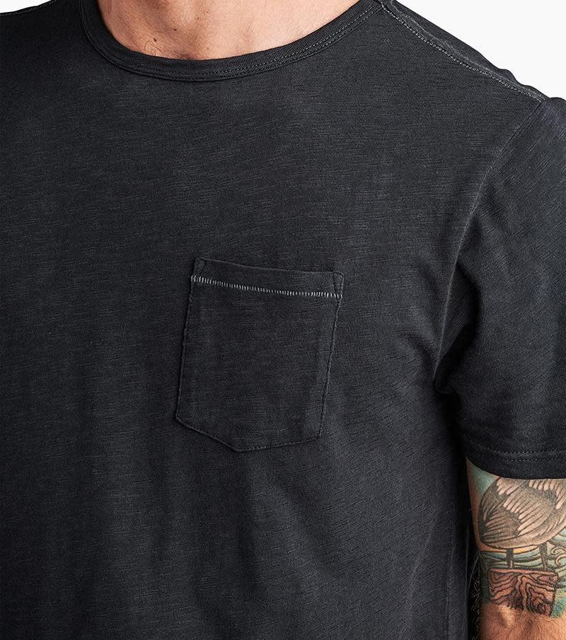 Roark Roark Men's Well Worn Midweight Knit Pocket Tee II