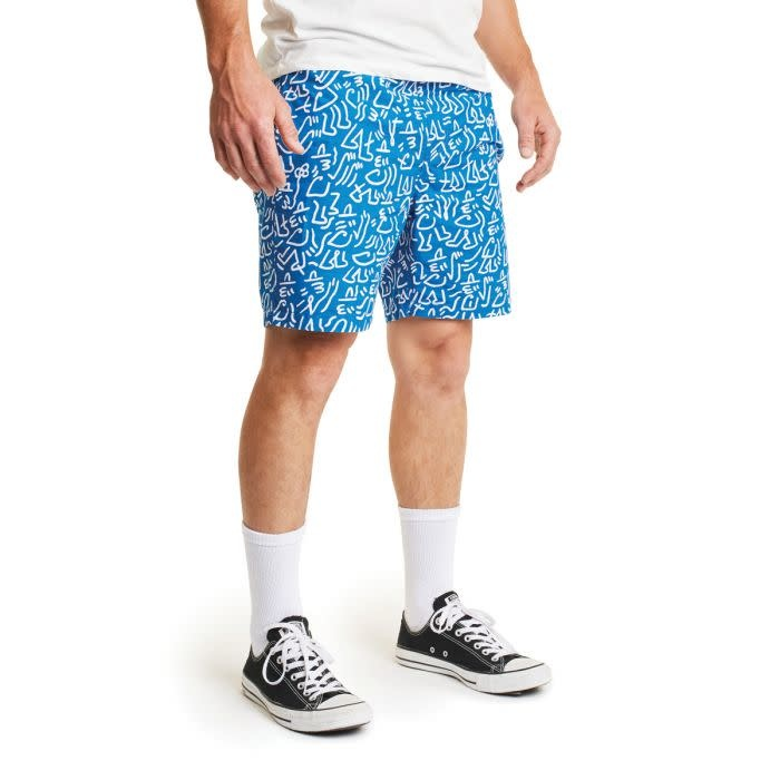 Brixton Brixton Men's Steady Elastic Waistband Short