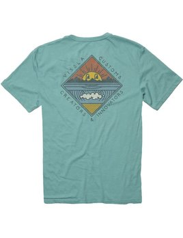 Vissla Vissla Men's Warming Everyday Tee