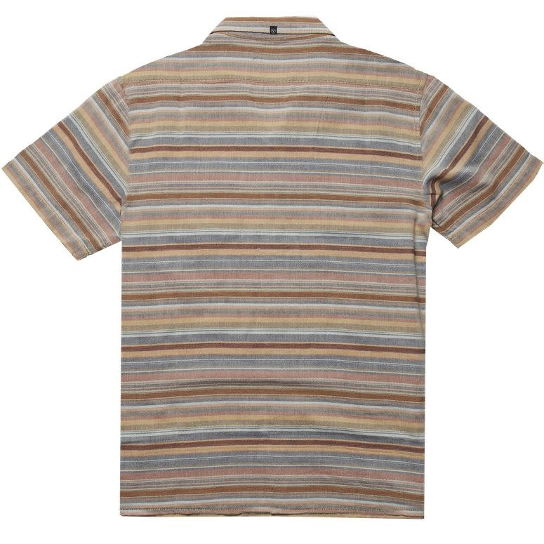 Vissla Vissla Men's Baja Del Sur Woven Shirt