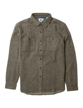 Vissla Vissla Men's Shaver L/S Flannel Shirt