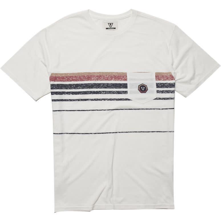 Vissla Vissla Men's Lake Street Knit Tee