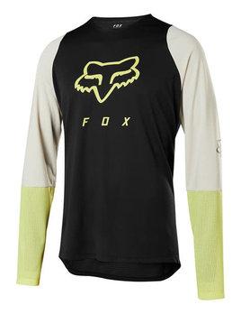 Fox Fox Men's Defend L/S Fox Head Jersey