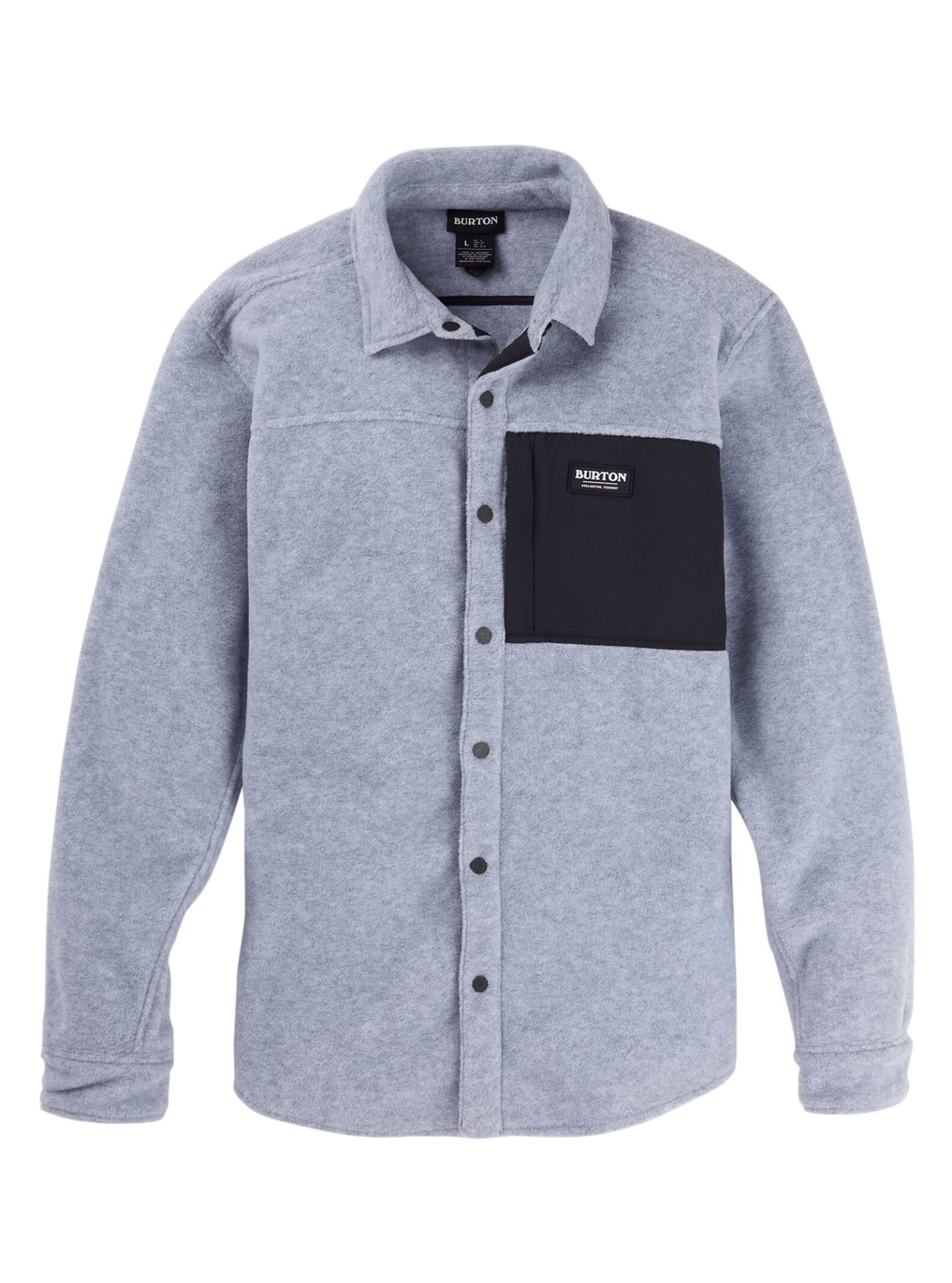 Burton Burton Men's Hearth Fleece Shirt
