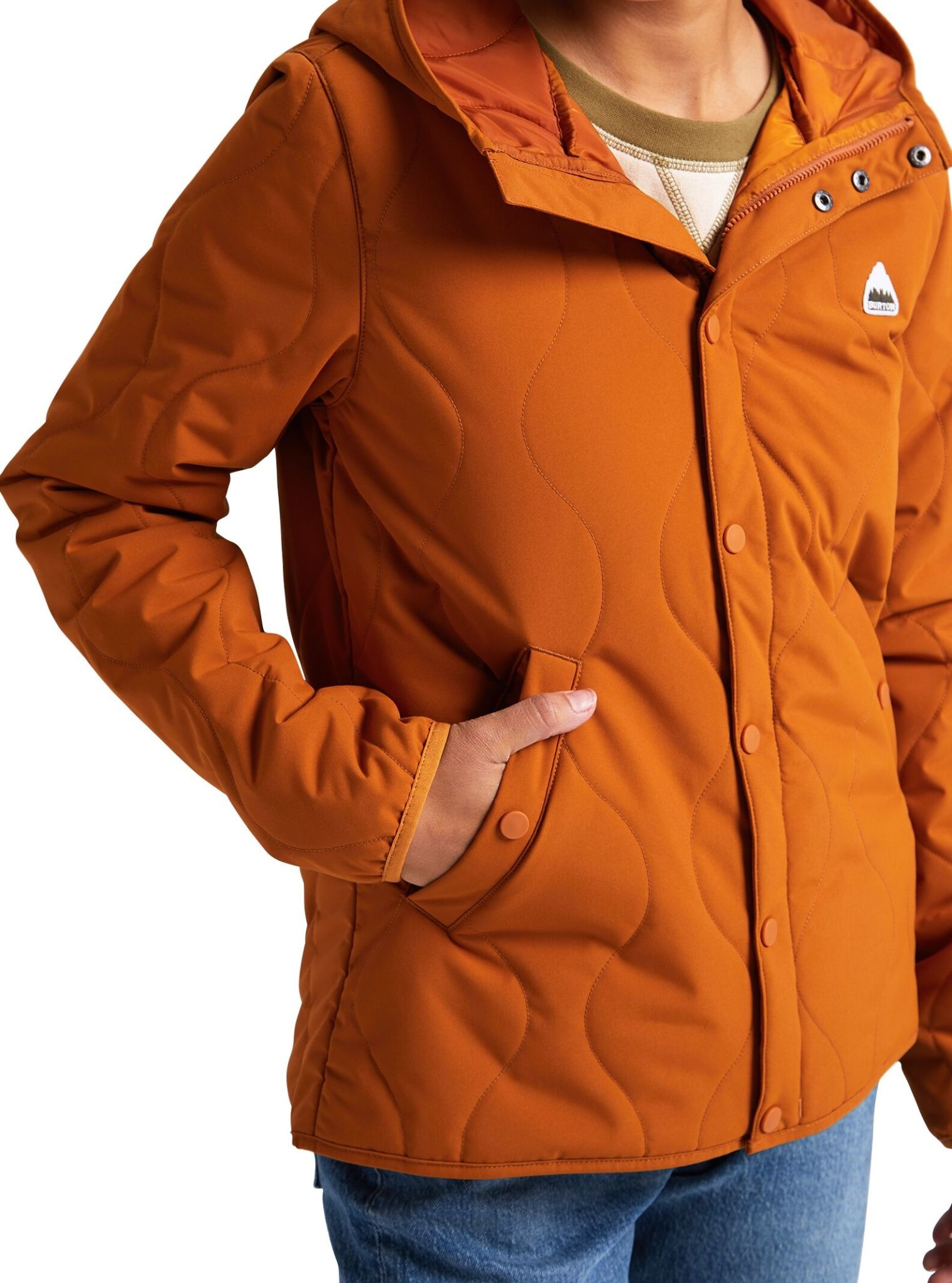 Burton Burton Women's Kiley Hooded Jacket