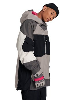 Burton Burton Men's Gore-Tex Banshey Anorak Jacket
