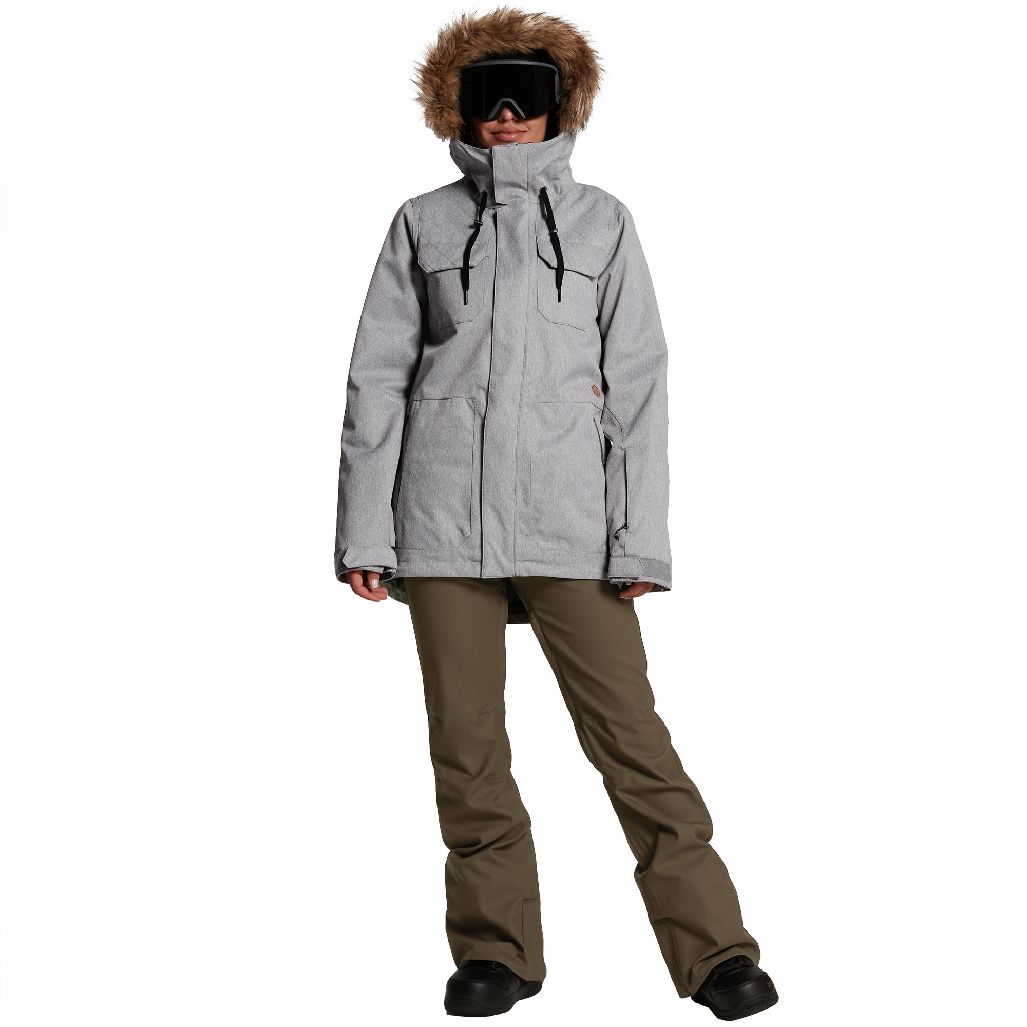 VOLCOM Volcom Women's Shadow Insulated Jacket
