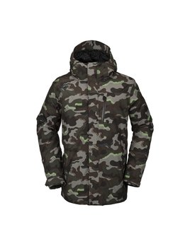 VOLCOM Volcom Men's L Insulated Gore-Tex Jacket