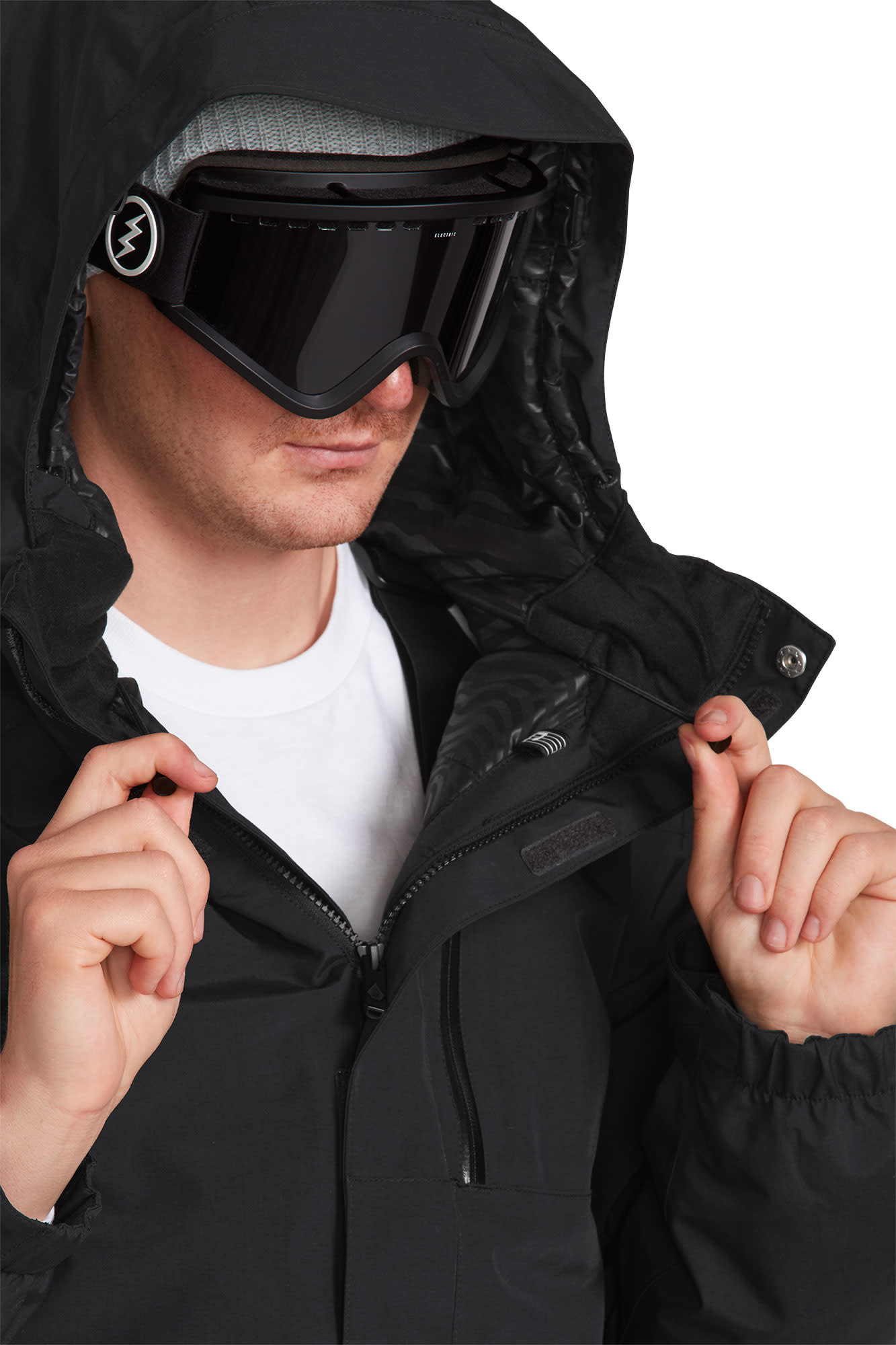 Volcom Volcom Men's L Insulated Gore-Tex Jacket