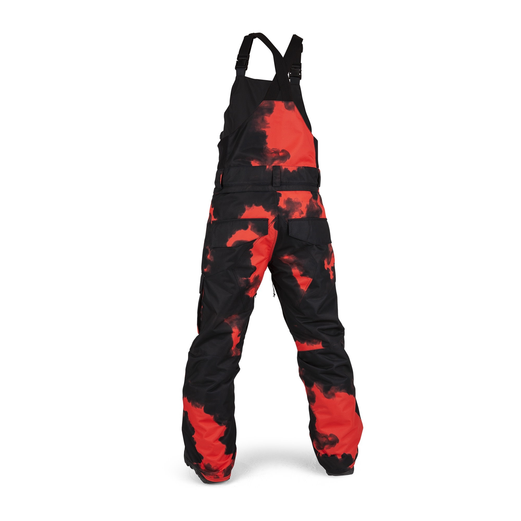 Volcom Volcom Boys Barkley Bib Overall Pant