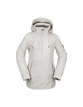 VOLCOM Volcom Women's Fern Insulated Gore-Tex Pullover Jacket